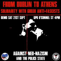 Poster: From Dublin to Athens