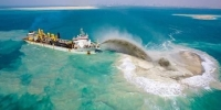 Dredging the Great Barrier Reef to deepen shipping lanes
